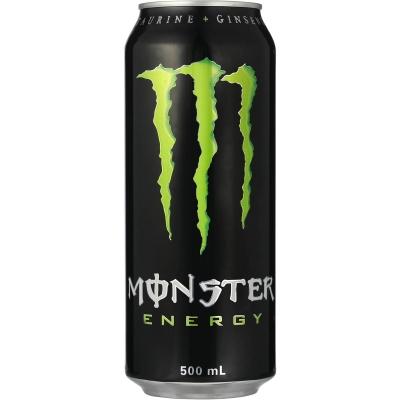 MONSTER GREEN 500 ML 24 PZ