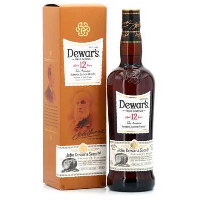DEWAR'S 12 YO 70 CL
