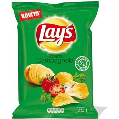 LAY'S CAMPAGNOLE 133 G (24 CF)