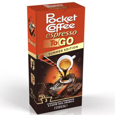 POCKET COFFEE TO GO 3x15 PZ