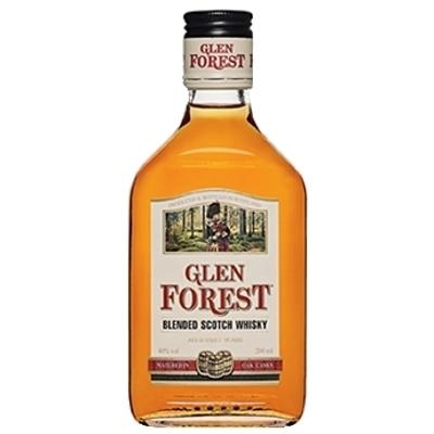 GLENN FOREST BLD WHISKY 35 cl