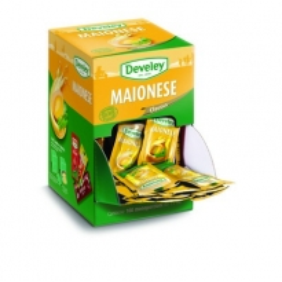 MAIONESE DEVELEY MONODOSE 100 PZ