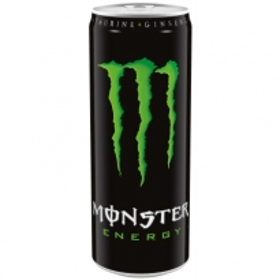 MONSTER GREEN 355 ML 12 PZ