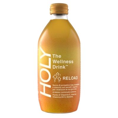 HOLY DRINK RELOAD 330 ML 12 PZ