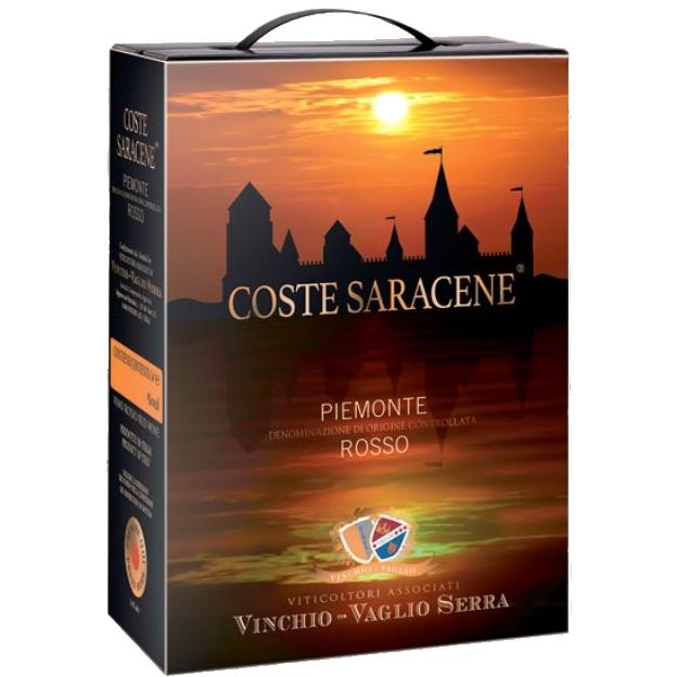NEBBIOLO COSTE SARACENE BOX 3LT DOC