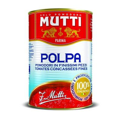 POLPA DI POMODORO MUTTI 5 KG