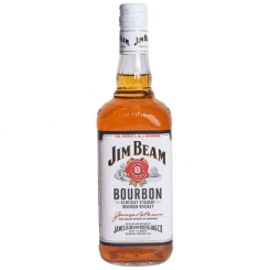 JIM BEAM WHITE 1 LT
