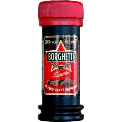 CAFFE' BORGHETTI MIGNON 50 BICC