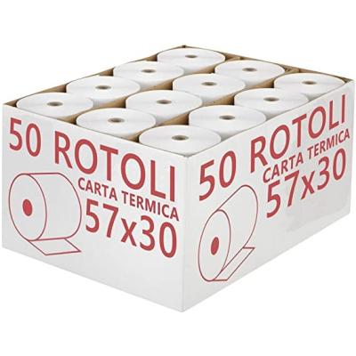 ROTOLI TERMOSCRIVENTI 57X30