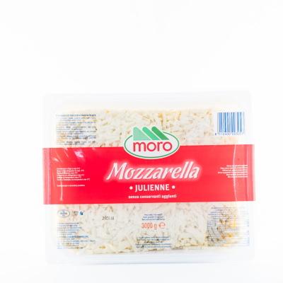 MOZZARELLA MORO ITALIA JULIENNE 3 KG