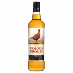 FAMOUS GROUSE FINEST SCOTCH WHISKY 1 LT