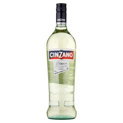 CINZANO VERMOUTH BIANCO 1 L