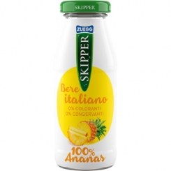 SUCCO SKIPPER ANANAS 200 ML 24PZ