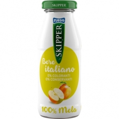 SUCCO SKIPPER MELA 200 ML 24PZ