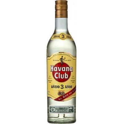 RUM HAVANA CLUB 3 ANNI 1 LT