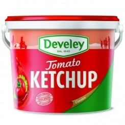 KETCHUP DEVELEY 5 KG