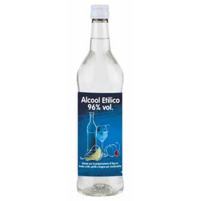 ALCOOL PURO 95 1 LT