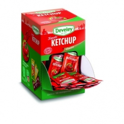 KETCHUP DEVELEY MONODOSE 100 PZ