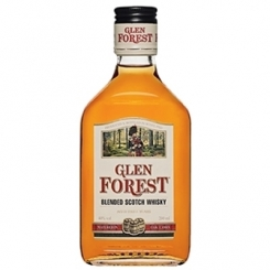 GLENN FOREST BLD WHISKY 35 cl