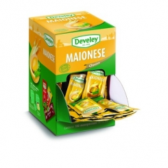 MAIONESE DEVELEY MONODOSE 100 PZ