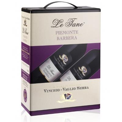 BARBERA LE TANE BOX 3 LT DOC