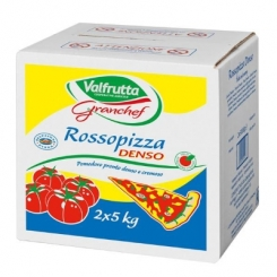 ROSSOPIZZA DENSO VALFRUTTA BOX 2X5 KG