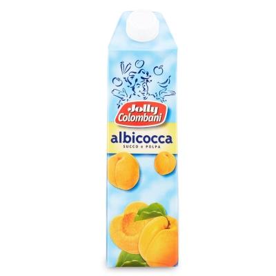 SUCCO ALBICOCCA JOLLY 1 LT