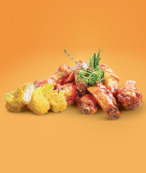 Forniture di alimenti