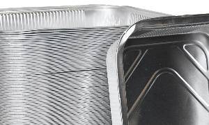Monouso Alluminio